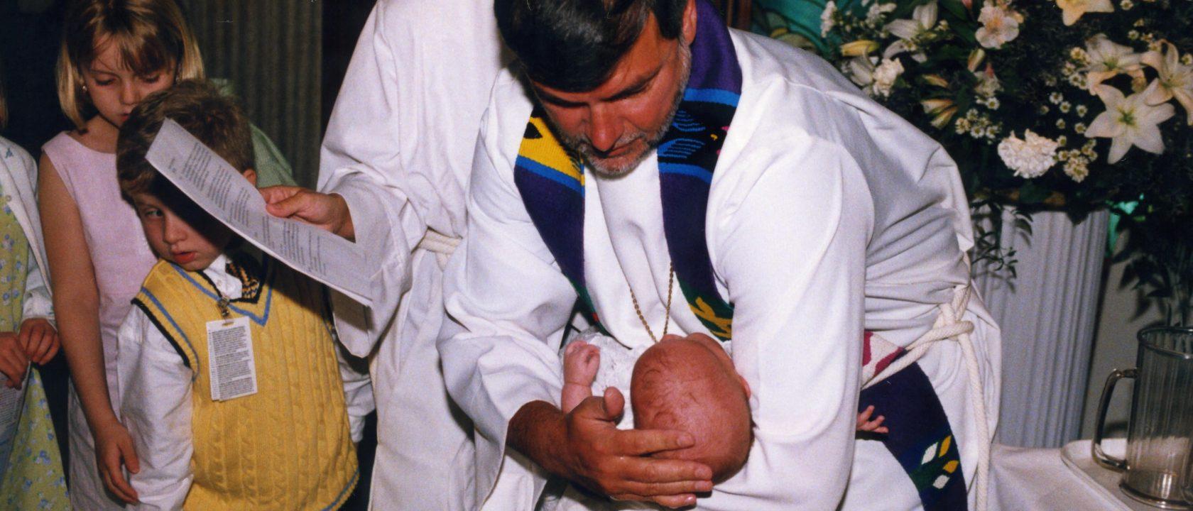 Bilingual Priest
